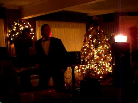 Kenny G dancing to Billie Jean by Michael Jackson at the Canale's employee christmas party