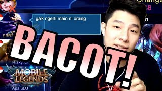 YAKIN BACOTIN GUA? LET ME SHOW YOU MY ALPHA! • Mobile Legends Indonesia (60fps)