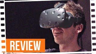 DAS ist unsere ZUKUNFT? - HTC Vive - Review