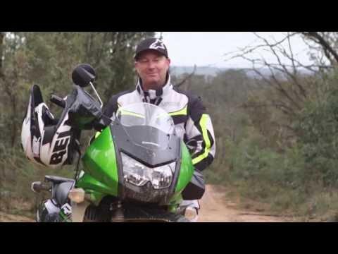 MXTV Bike Review - 2015 Kawasaki KLR650