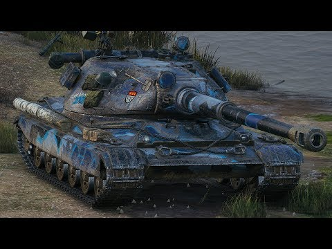 World of Tanks 60TP Lewandowskiego - 3 Kills 10K Damage