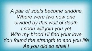 Type O Negative - Bloody Kisses (A Death In The Family) Lyrics