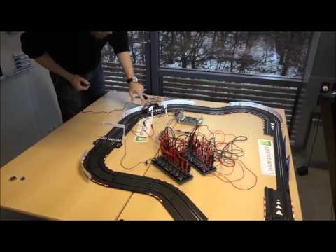Test of Lithium Air battery-packs on Electrical vehicles at DTU Energy 2015