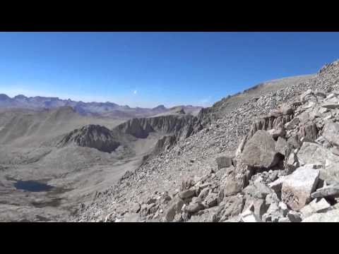 Mt. Whitney Overnight Backpacking
