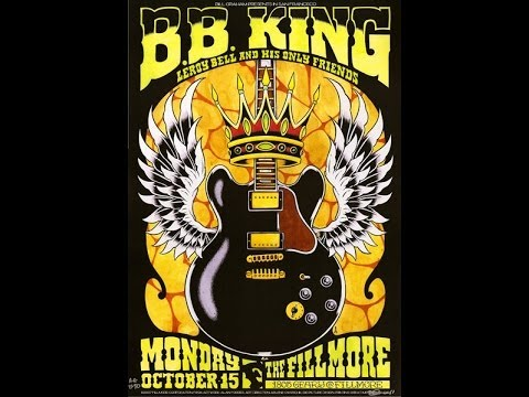"B.B.King live ""Darling You Know I Love You"""