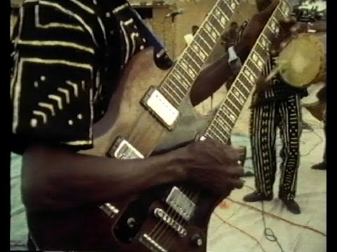 Mali music documentary: Under African skies. 1985
