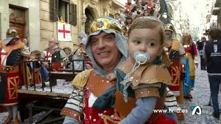 Entrà Cristiana Festes Moros i Cristians Alcoi 2019 2/4