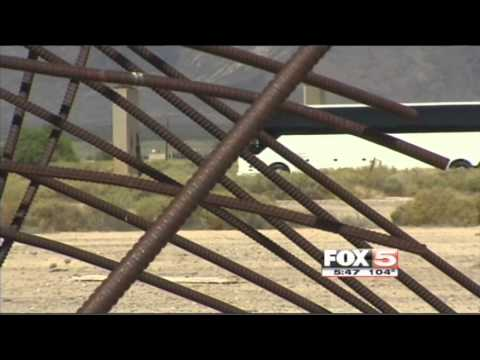 Atomic Test Site, Nevada, KVVU Fox5 News
