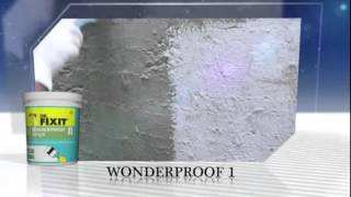 Dr Fixit Wonderproof - Interior Wall