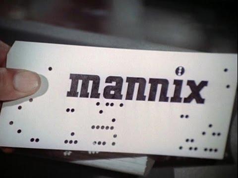 Mannix Theme (Intro & Outro)