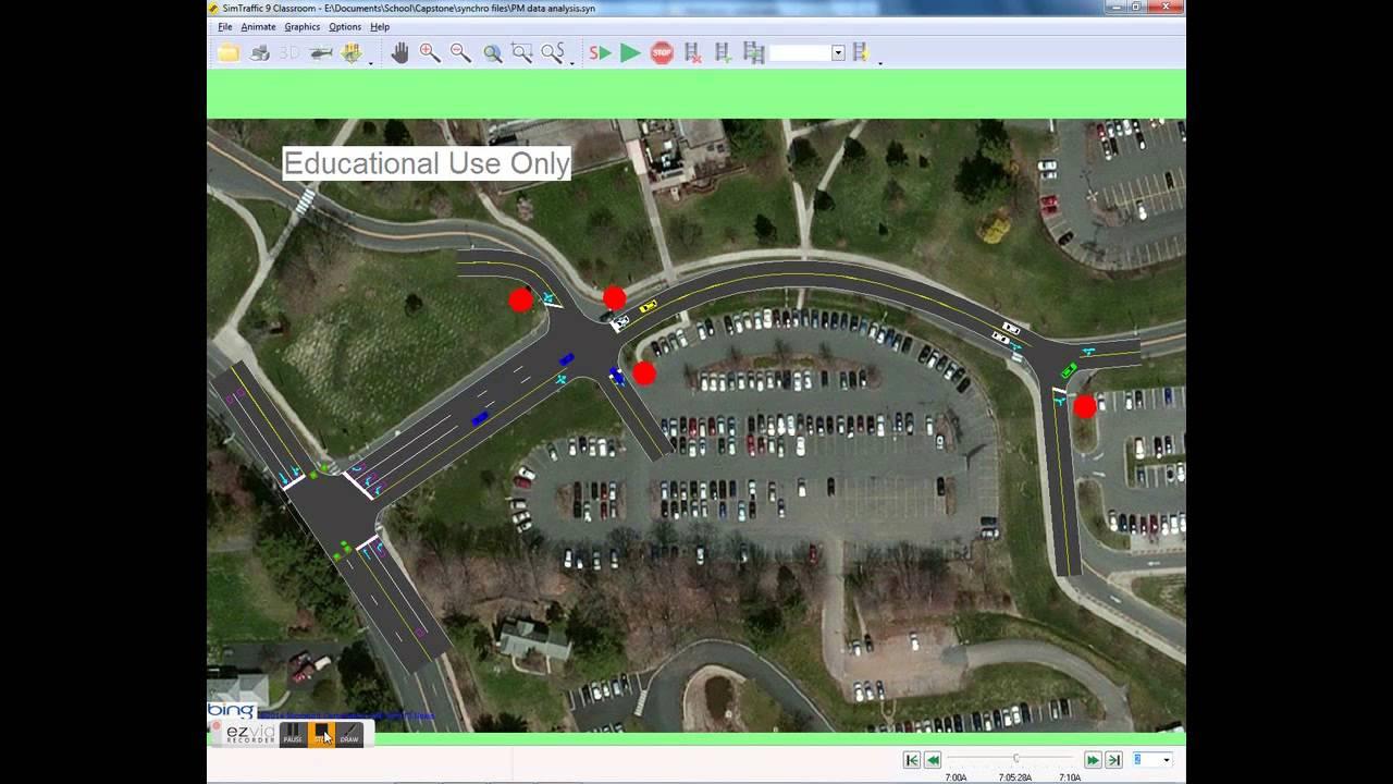 trafficware synchro 7