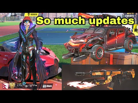 New update / Opening Strom Crow / M4A1 Cutter /Warjeep / Rules of survival