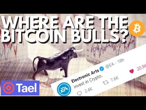 🎬 Altcoin Buzz - Where Are The BTC BULLS? Electronic Arts EA Crypto Tweet, Tael WABI Loyalty Token