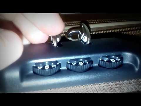 Как взломать замок чемодана