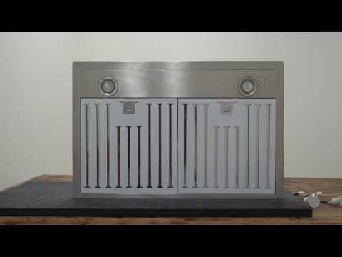 cavaliere professional series range hood light replacement