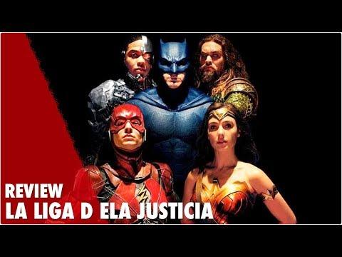 Liga de la Justicia | Review | Crítica