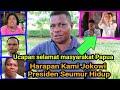 Masyarakat Papua : Kalau Bisa Jokowi Jadi Presiden Untuk Selamanya