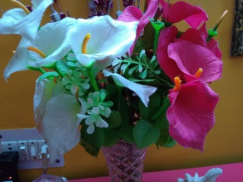 How To Clean Artificial Flowers At Home  