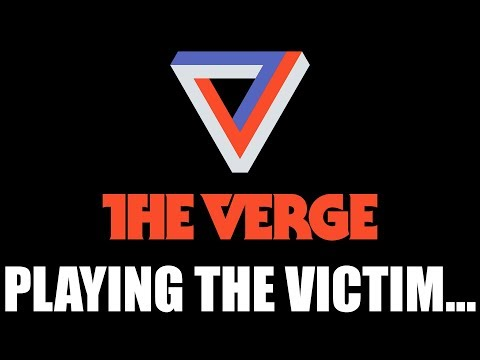 The Verge's NonApology Towards Kyle And I Makes Me VERY Angry...
