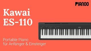 Digitalpiano für Anfänger - Test: Kawai ES110
