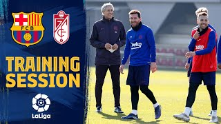 the-hard-work-continues-on-the-training-pitch-as-focus-turns-to-granada-clash