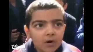پسر بچه اصفهانی(سجاد رضایی) که گفتند اخراج میشی