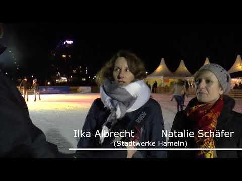 Hamelner Eisvergnügen: Eisstock-Cup der Stadtwerke Hameln