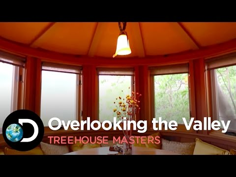 Biggest Treehouse In The World 2017