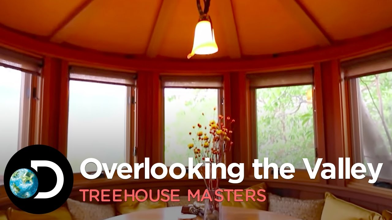 Overlooking The Valley | Treehouse Masters   YouTube