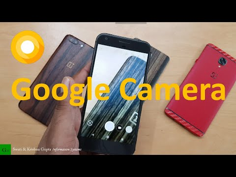 Android O Google Pixel Camera app on any Android Device (Snapdragon 835/821/820)