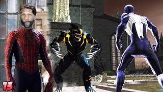 Spider-Man: Web of Shadows Walkthrough Gameplay Part 13 - Symbiote Wolverine
