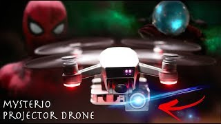 DIY Working Mysterio Projector Drone! - Spider-Man Far From Home (Building Your Ideas #4)