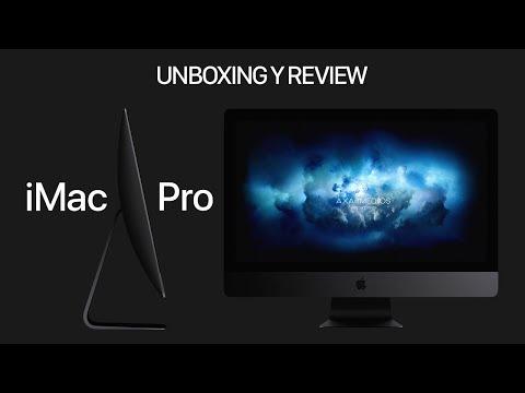 iMac Pro - Apple - Unboxing y Review en Español (ES)