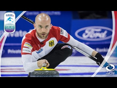 Germany v Russia (Men) - Le Gruyère AOP European Curling Championships 2016