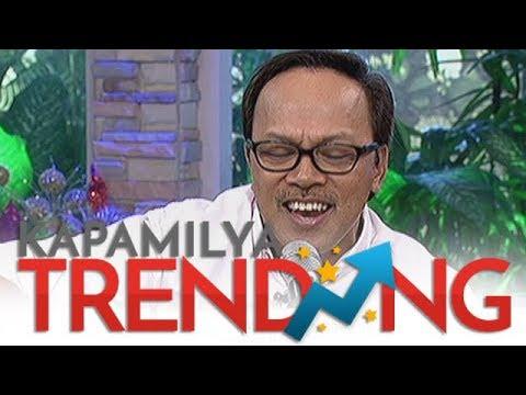 Noel Cabangon sings 'Kung Okey Lang Sayo'