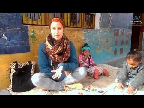 Childcare Volunteer Program in Palampur,India with VOLSOL