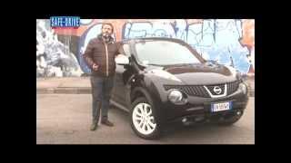 Prova su strada: Nissan Juke Ministry of Sound