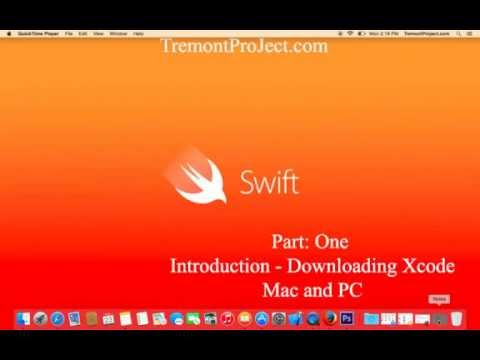 How to Download Xcode Mac & PC - Swift In Minutes - Lesson 1
