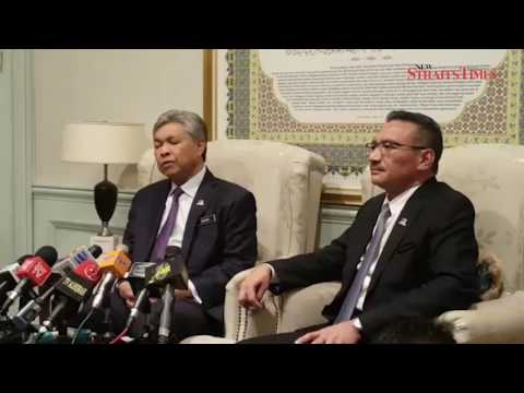 Hishammuddin's new portfolio will strengthen Home, Foreign Ministries: Zahid