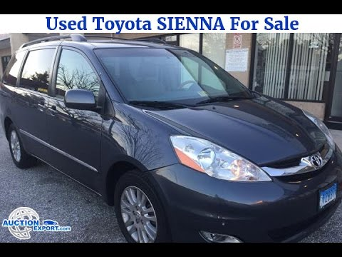 Used Toyota Sienna For Sale In Usa Car Shipping To Nigeria Youtube