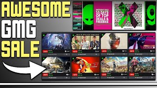 Awesome PC Game Sale - Tons of Great Deals on GMG [SPONSORED]