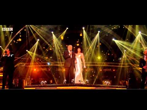 HD: Lady Gaga & Tony Bennett perform on BBC Strictly Come Dancing
