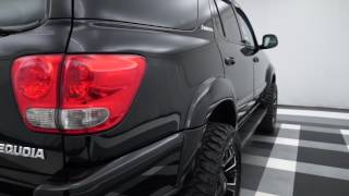 2007 Toyota Sequoia - Black!