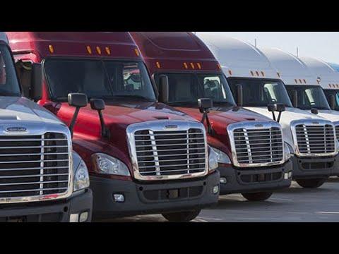 Cuántos camiones se necesitan para ya no trabajar de chofer