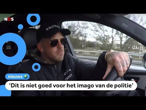 Politie boos over nieuwe clip van Jebroer