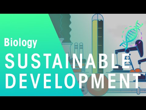Sustainable Development   Ecology & Environment   Biology   FuseSchool