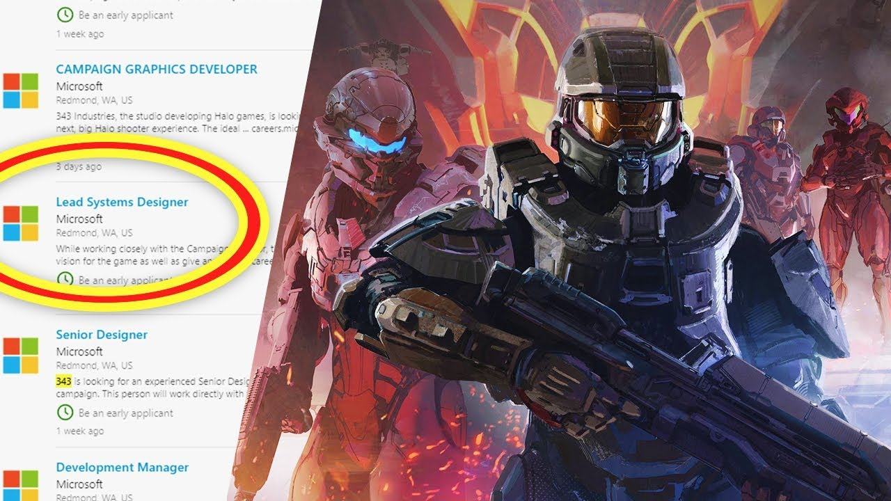 Halo Club - 10+ New Halo 6 Jobs and what they Mean, Halo 6 Cortana Hunt  Theory
