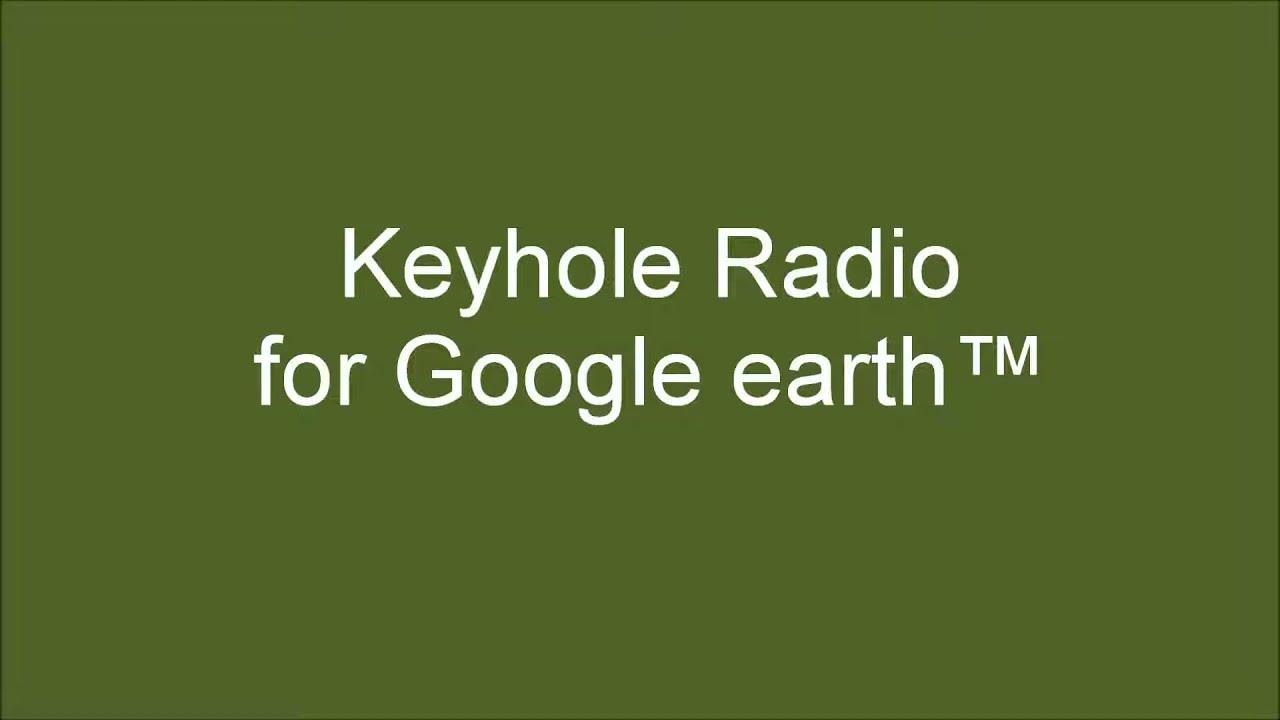 Keyhole Radio for Google Earth – CloudRF