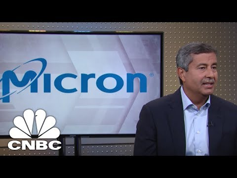 Micron Technology CEO: Healthy Fundamentals | Mad Money | CNBC