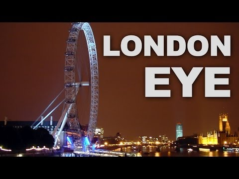 London Eye, Europe's Tallest Ferris Wheel